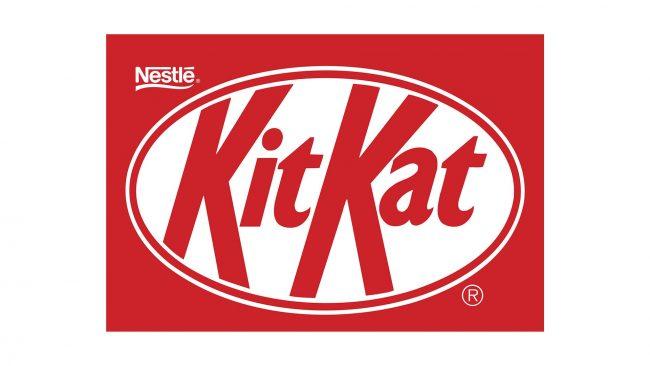 Nestlé Kit Kat Logo 1995-2004