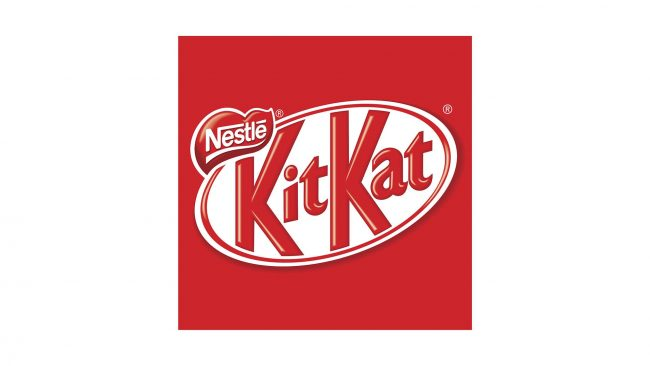 Nestlé Kit Kat Logo 2004-2017