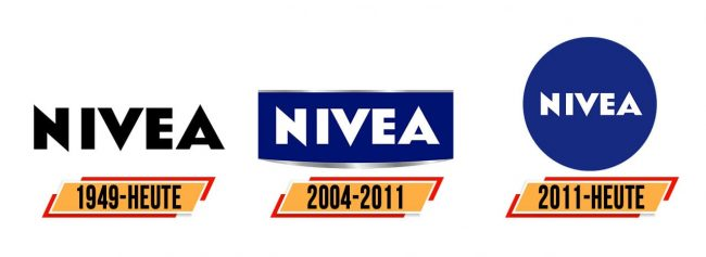 Nivea Logo Geschichte