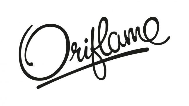Oriflame Logo 1978-1998