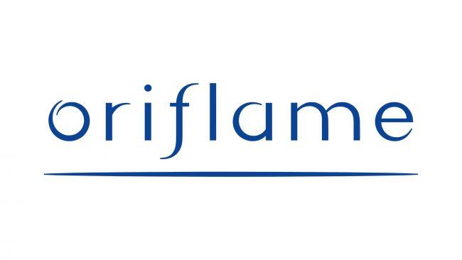 Oriflame Logo 1999-2003