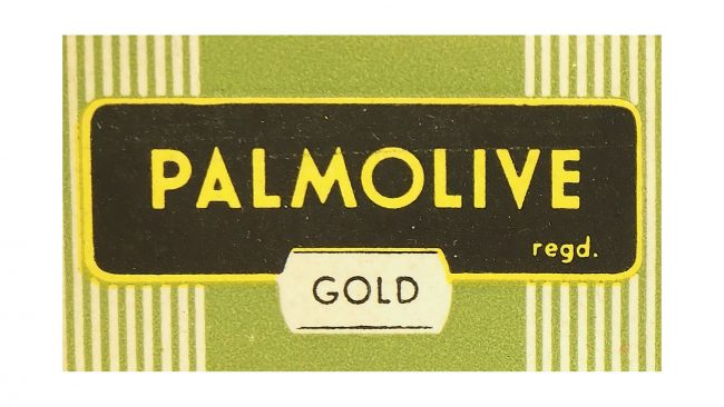 Palmolive Logo 1948-1970