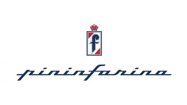 Pininfarina Logo 1930-heute
