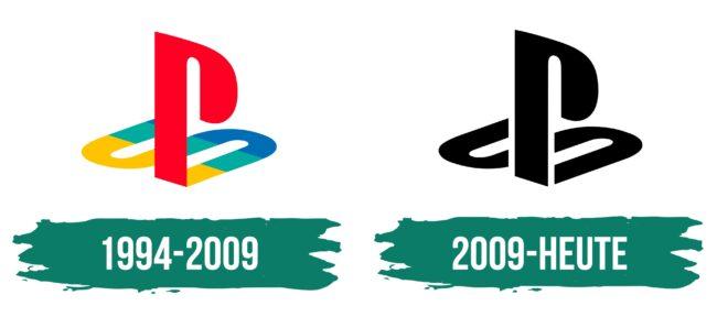 PlayStation Logo Geschichte