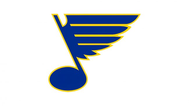 St. Louis Blues Logo 1967-1978