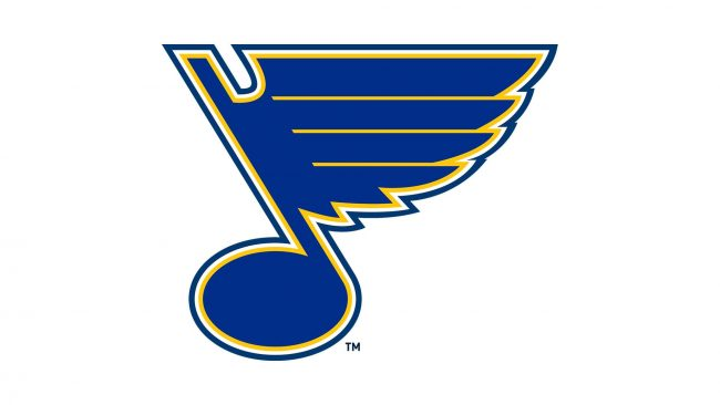 St. Louis Blues Logo 1998-1999