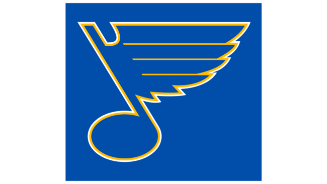 St. Louis Blues Zeichen