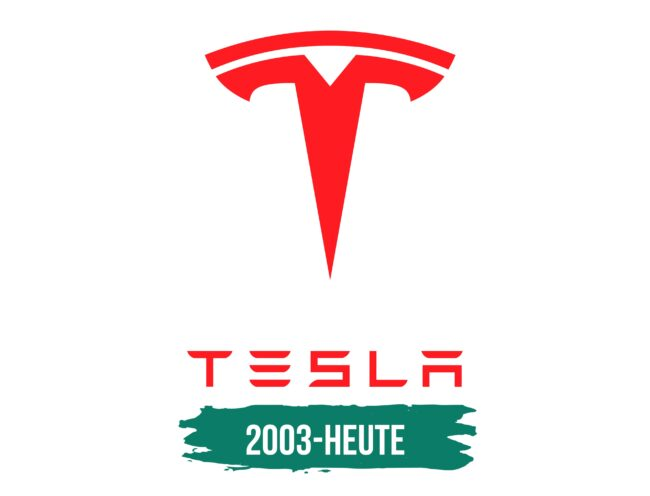 Tesla Logo Geschichte