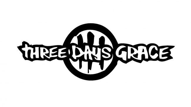 Three Days Grace Logo 2003-2006
