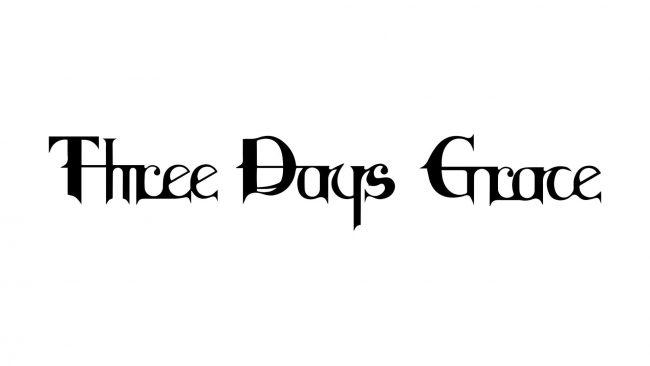 Three Days Grace Logo 2018-heute