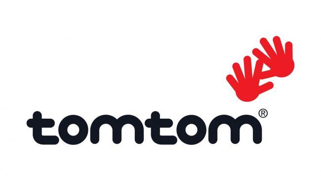 TomTom Logo 1991-2007