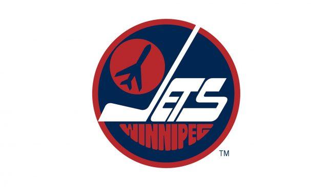 Winnipeg Jets Logo 1979-1990