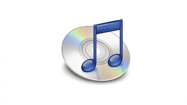 iTunes Logo 2001-2002