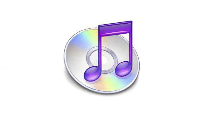 iTunes Logo 2002-2003