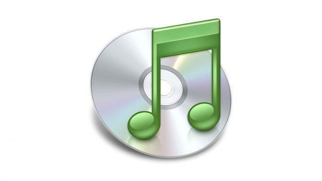 iTunes Logo 2003-2006