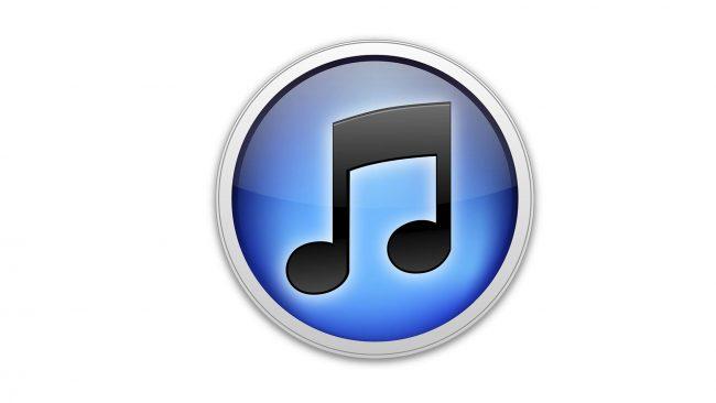 iTunes Logo 2010-2012