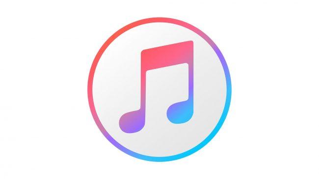 iTunes Logo 2015-heute