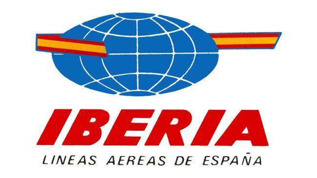 Iberia Logo 1963-1967