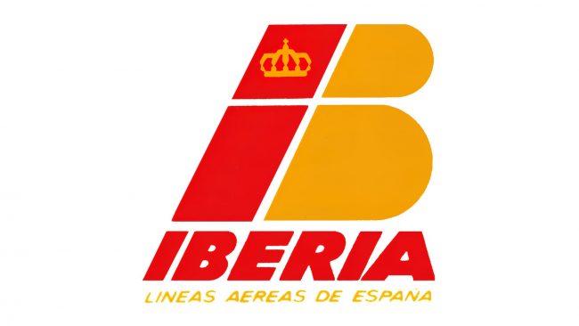 Iberia Logo 1977-1992
