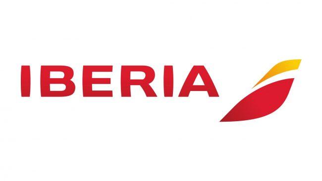 Iberia Logo 2013-heute