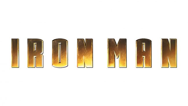 Iron Man Logo 2008