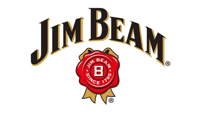 Jim Beam Logo 1943-heute