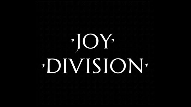 Joy Division Zeichen