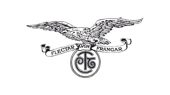 Kappa Logo 1916-1956