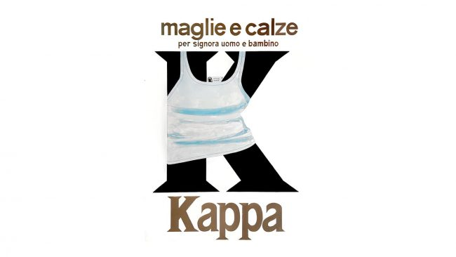 Kappa Logo 1958-1967