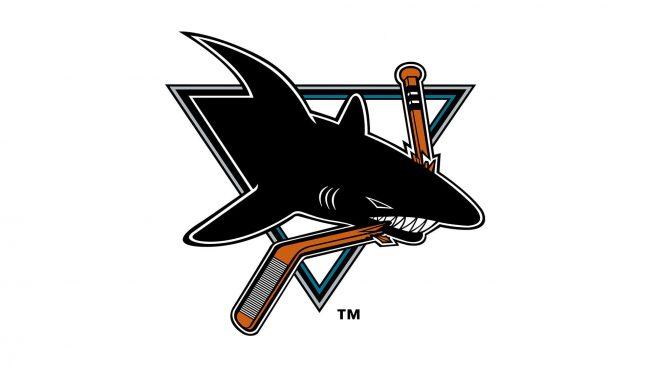 San Jose Sharks Logo 1998-2007