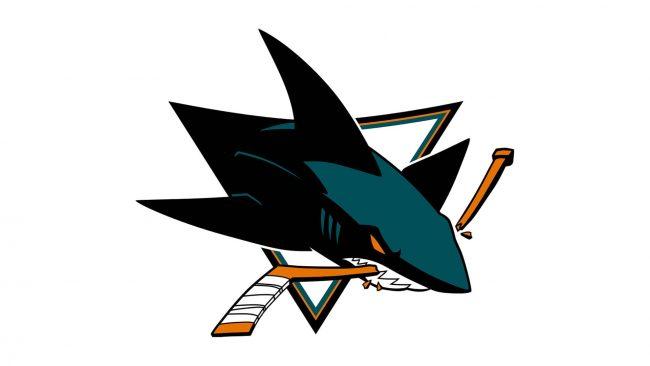 San Jose Sharks Logo 2007-2008