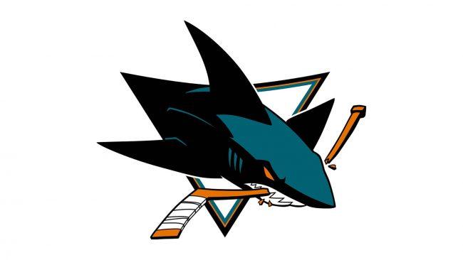San Jose Sharks Logo 2008-heute