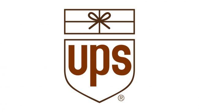 UPS Logo 1961-2003
