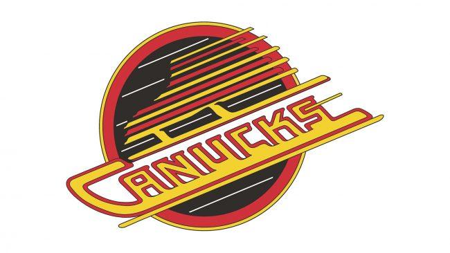 Vancouver Canucks Logo 1978-1992
