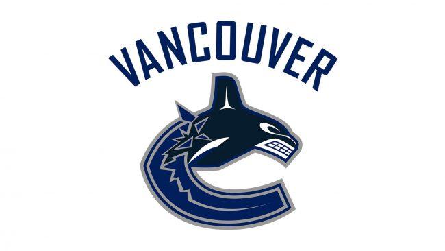 Vancouver Canucks Logo 2007-2019
