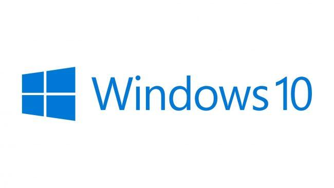 Windows 10 Logo 2015-heute