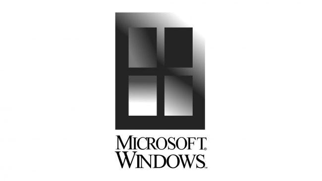 Windows 3.0 Logo 1990-2001
