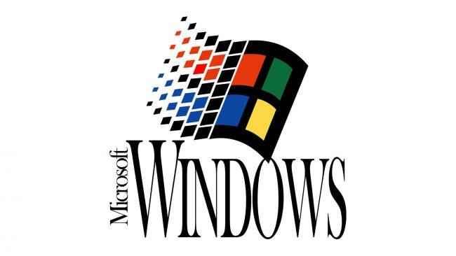 Windows NT 3.5x Logo 1994-2001