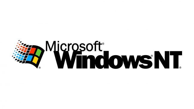 Windows NT 4.0 Logo 1996-2004