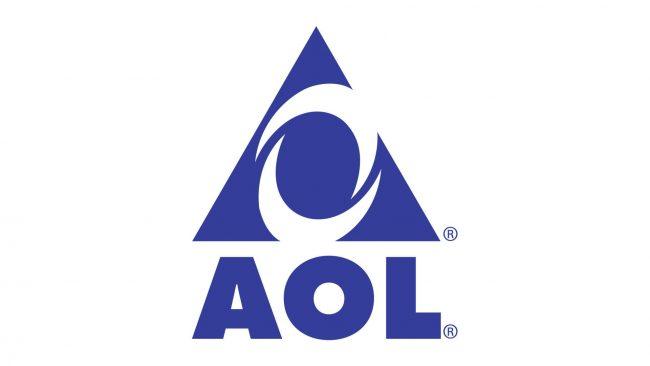 AOL Logo 1996-2004
