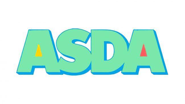 ASDA Logo 1985-1994