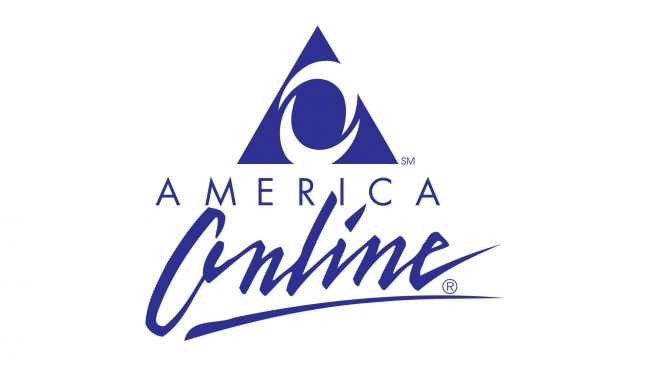 America Online Logo 1991-2004