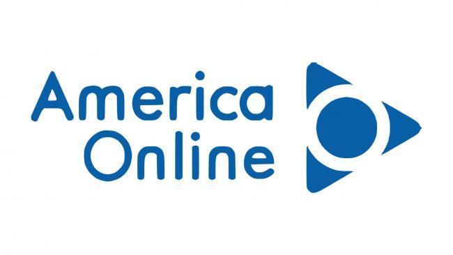 America Online Logo 2004-2006