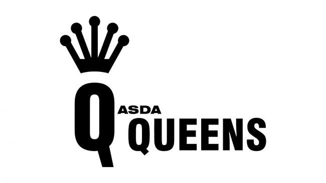Asda Queens Logo 1965-1968