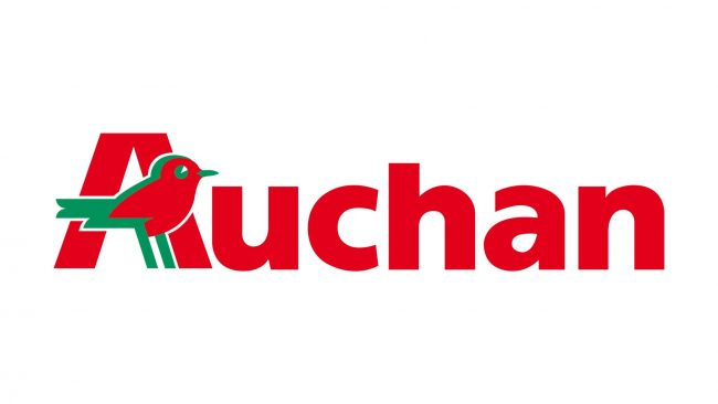 Auchan Logo 1983-2015