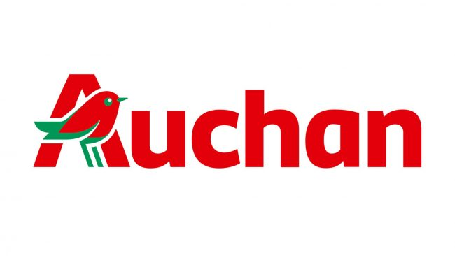 Auchan Logo 2015-heute