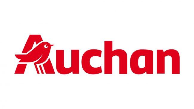 Auchan Logo 2018-heute