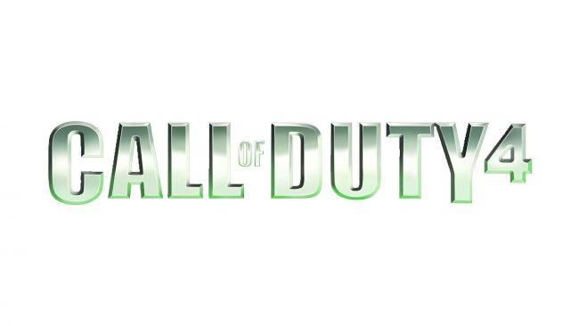 Call of Duty Logo 2007-2008