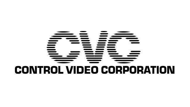 Control Video Corporation Logo 1983-1985