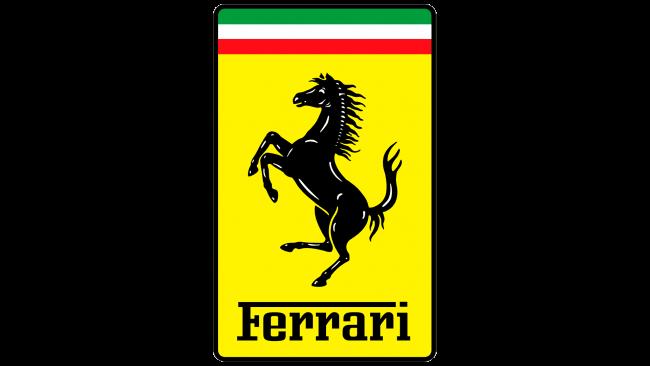 Ferrari Logo (1947-Heute)